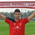 Marko Grujic joins Liverpool FC