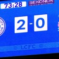 Leicester City 2-0 Liverpool
