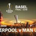 LFC v Man United Europa League draw