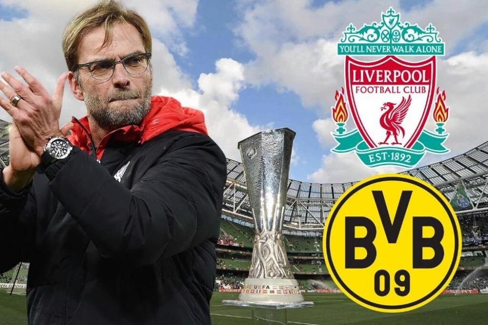 LFC to face Dortmund in Europa League Quarter Final