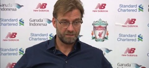 Klopp pre-Swansea press conference –