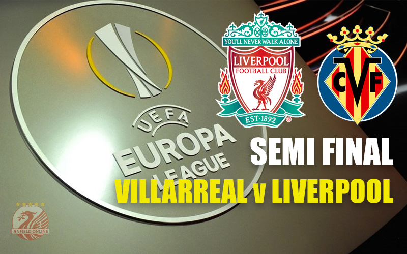 Liverpool vs Villarreal
