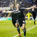 Sergi Canos scores for Brentford