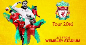 LFC v Barcelona at Wembley