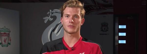 Loris Karius signs for Liverpool