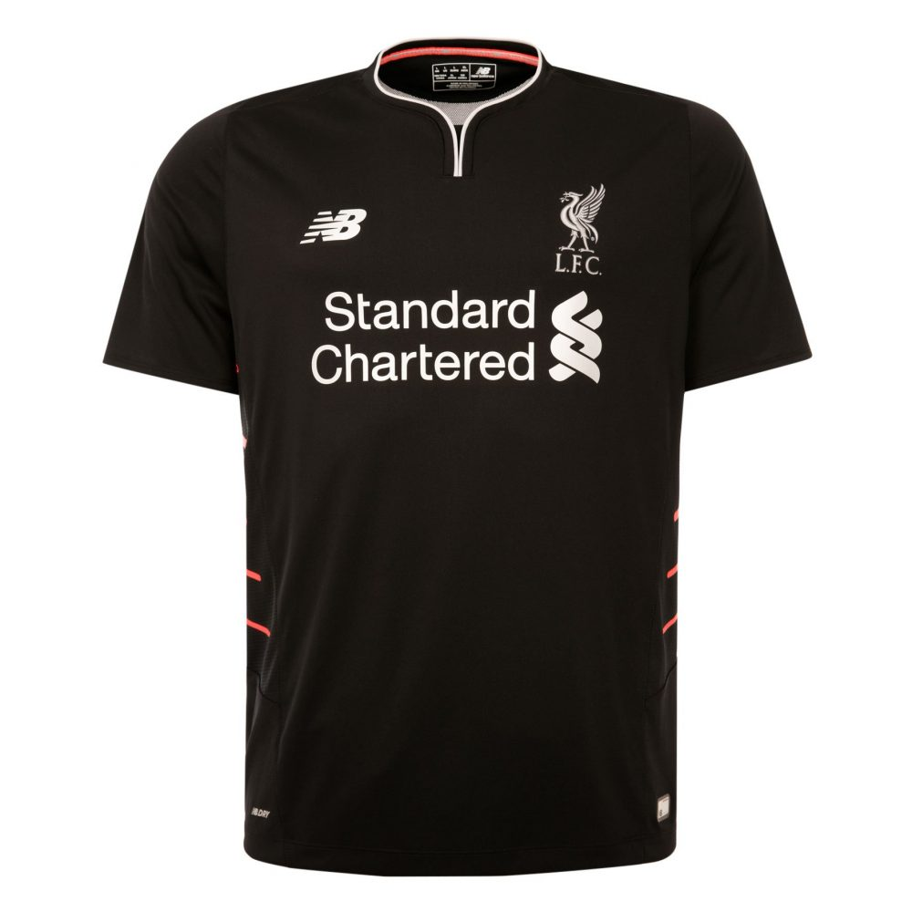 wholesale dealer 6f465 2819d Liverpool release new 2016-17 away kit - Anfield Online