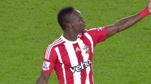 Sadio Mane - set to be Liverpool's new striker