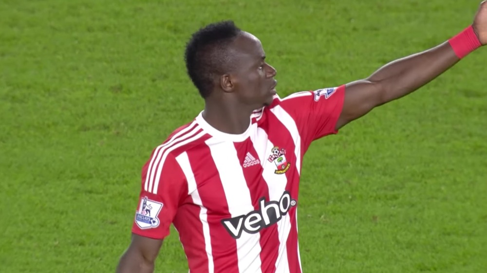 Sadio Mane - set to be Liverpool's new striker