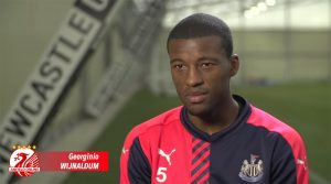 Georginio Wijnaldum to sign for Liverpool