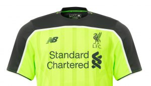 LFC Third Kit Yellow/Green