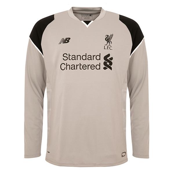 LFC Third Goalkeeper Kit 2016-17