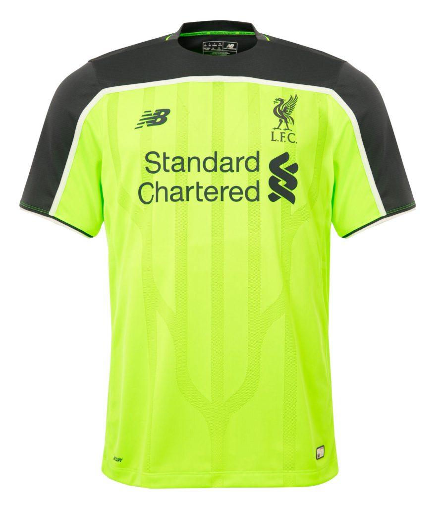 New LFC Third Kit 2016-17