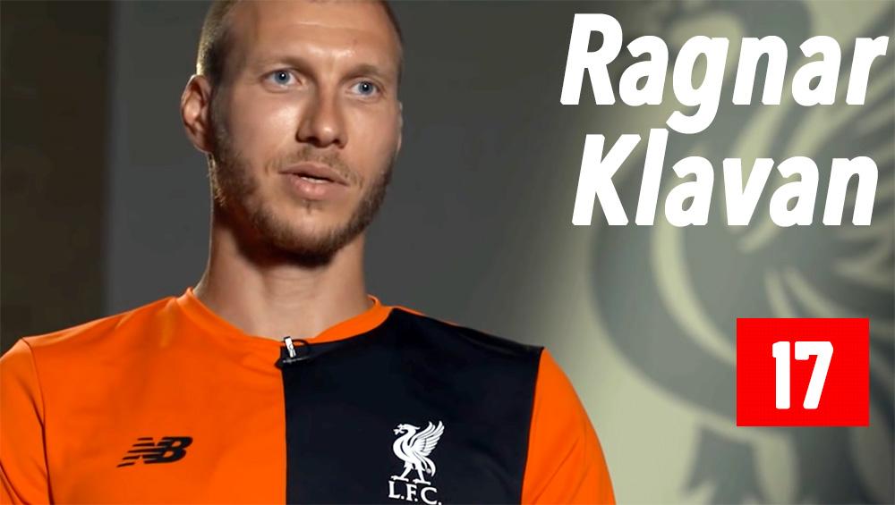 Ragnar Klavan signs for Liverpool