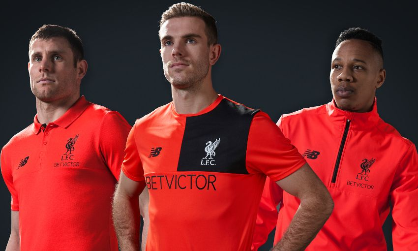 LFC Training Kit 2016-17