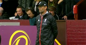 Klopp v Burnley