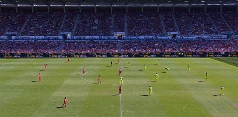 Mainz 4-0 Liverpool