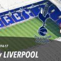 Spurs v Liverpool at White Hart Lane