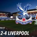 Crystal Palace 2-4 Liverpool