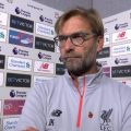 Jurgen Klopp discusses LFC Premier League title charge