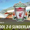 LFC 2-0 Sunderland