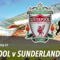 Liverpool v Sunderland at Anfield