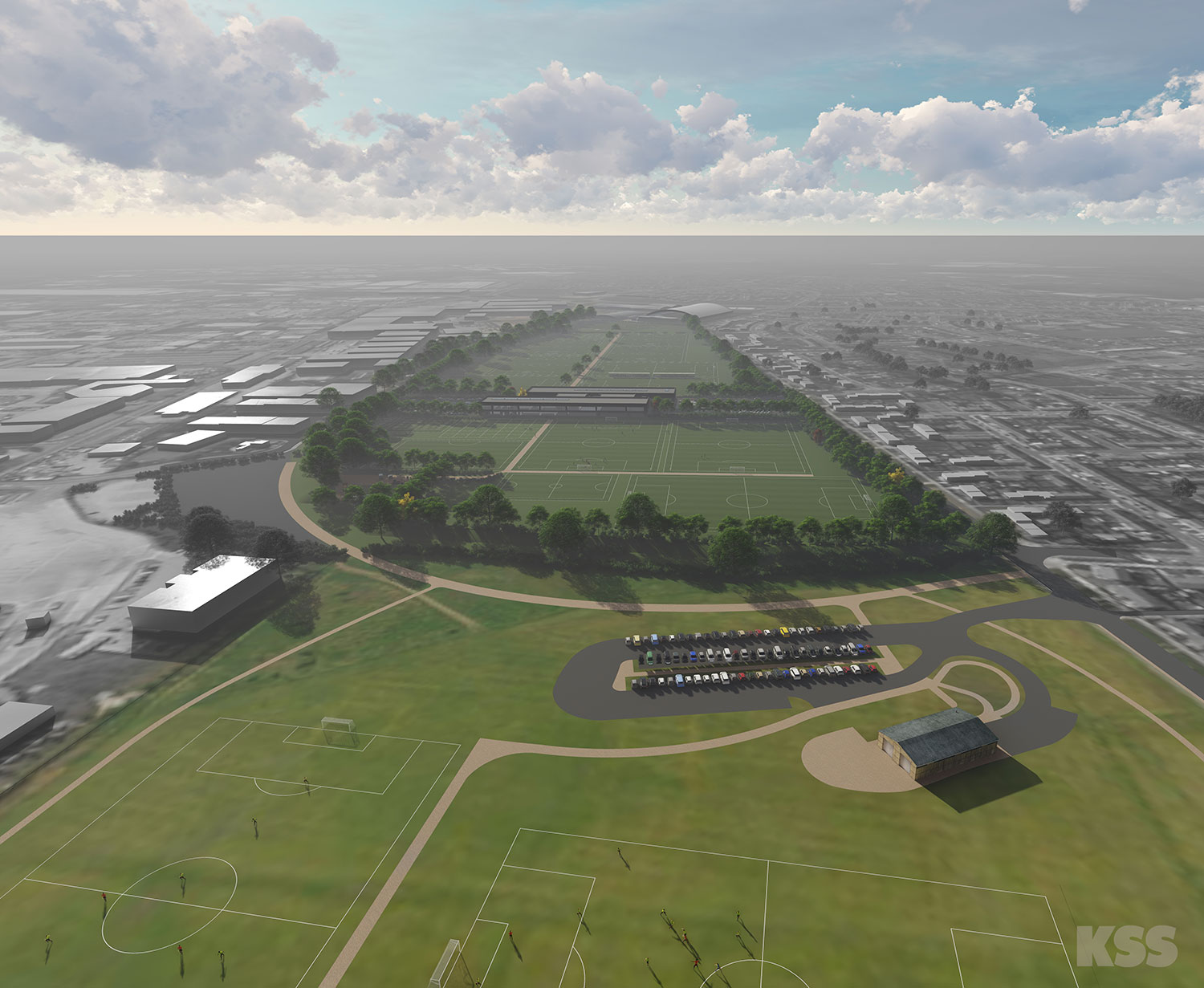 New LFC Academy site expansion