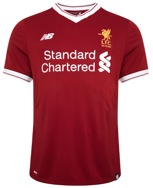 LFC Home Shirt for 2017-18