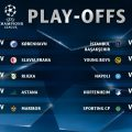 UEFA Champions League Playoff Round 2017-18