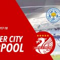 LIVE: Leicester City v Liverpool 2017-18