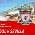 LIVE: Liverpool v Sevilla
