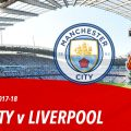 LIVE Man City v Liverpool FC