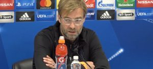 Klopp previews Maribor at Anfield