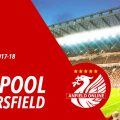 Live match coverage of Liverpool v Huddersfield
