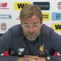 Jurgen Klopp Melwood Press Conference