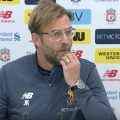 Klopp West Brom preview