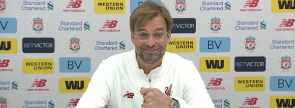 Jurgen Klopp discusses Coutinho sale