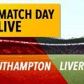 Southampton v Liverpoo