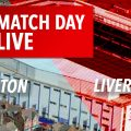 Everton v Liverpool LIVE
