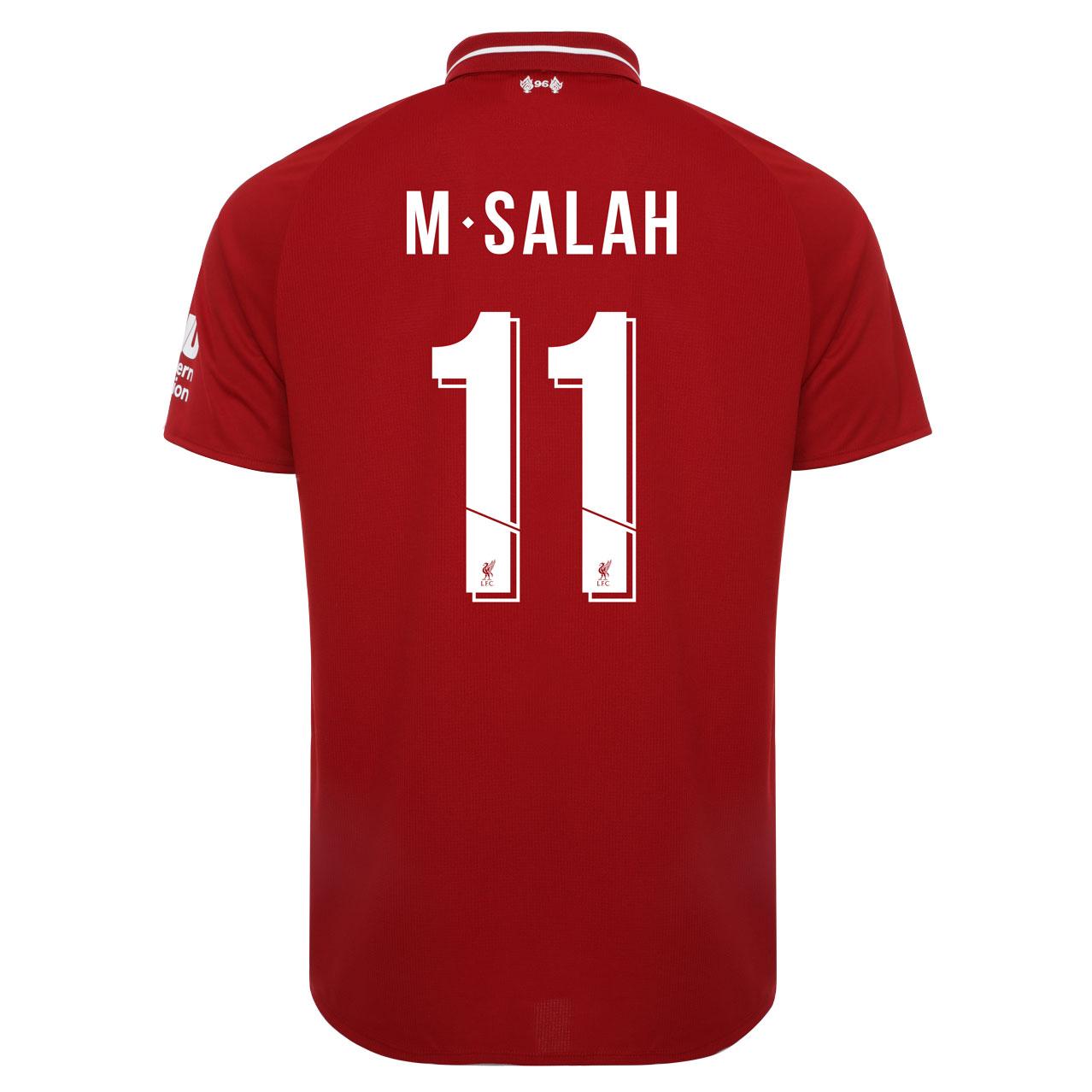 LFC Home Shirt 2018-19 - Mo Salah 11