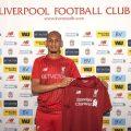 Fabinho signs for the reds