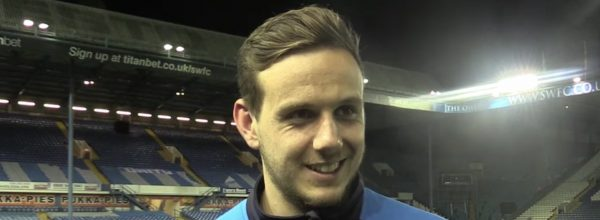 Danny Ward helped Huddersfield to the Premier League