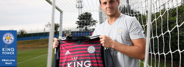 Leicester unveil Danny Ward (Twitter)
