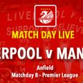 LIVE Liverpool v Man City at Anfield