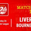 Liverpool v Bournemouth LIVE