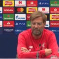 Klopp ahead of UEFA CL Final v Spurs