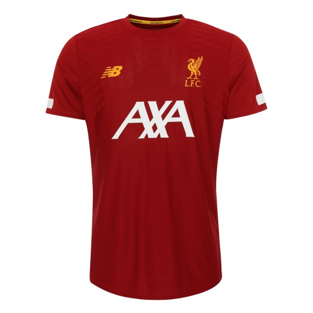 Pre Match LFC Red Shirt 2019-20