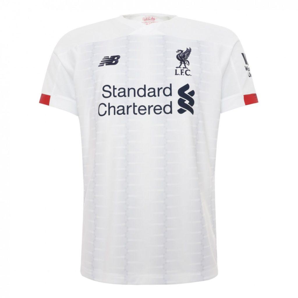 LFC Away Shirt 2019-20