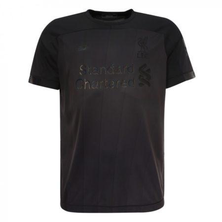 LFC Black Home Shirt 2019-20