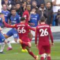 Trent Alexander-Arnold free kick goal v Chelsea