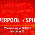 LIVE Liverpool v Spurs